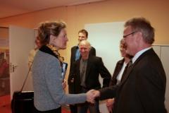 02.10.2009 Besuch der Kultusministerin Elisabeth Heister-Neumann