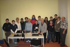 04.12.2007 Projekt Schüler schulen Senioren
