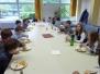 20.04.2010 English breakfast in Klasse 6