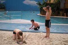 26.03.2009 Projekt Schwimmen 7. Jahrgangsstufe Tropical Island