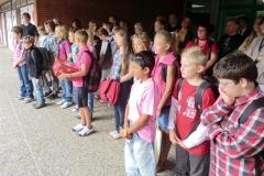 Einschulung 18. August 2011