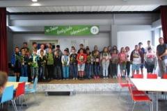 Erste Schulwoche 2016