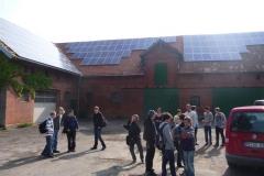 Exkursion Biogasanlage 18.05.2011