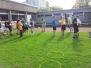 Fußballtraining auf Eintracht Niveau