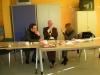 Jury (v.r) Frau Leinweber-Hertel, Herr Schindler, Herr Tobias