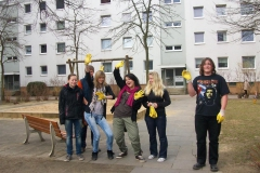 Stadtputztag 25.03.2011