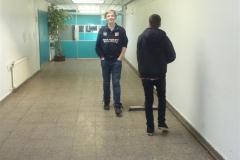 Stadtputztag 9.03.2012