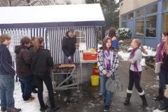 Weihnachtsfeier und -markt mit Gewerbe der OKS 10.12.2010