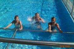 19.08.2009 Schwimmtag der 6. und 7. Klasse