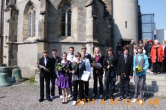 Jugendweihe 30.04.2011