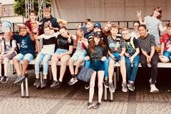Klassenfahrt nach Naumburg