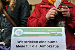 Meile der Demokratie 2013