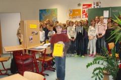 Sieger Matheolympiade und Vorlesewettbewerb