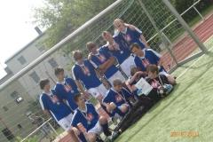 Stadtjugendspiele Fußball 2011