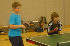 Stadtjugend- spiele im Tischtennis 2011